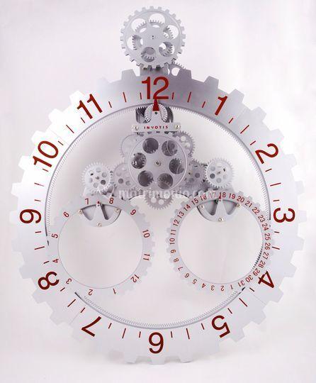 Orologio ingranaggi