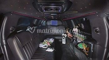 Interno limousine