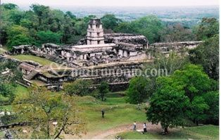 Palenque, Messico