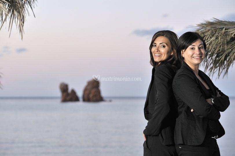 Claudia e Cinzia