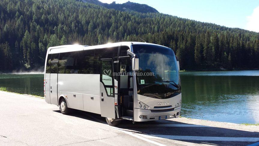 Autobus Isuzu 31 posti