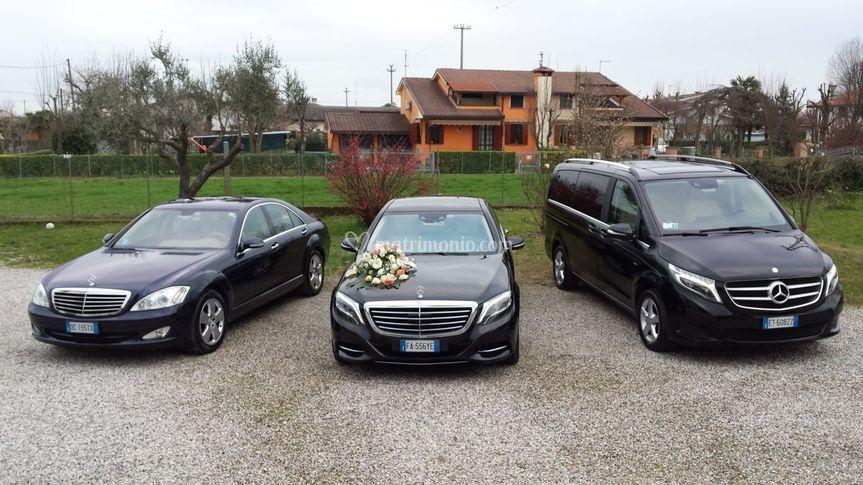 Mercedes classe s e classe V