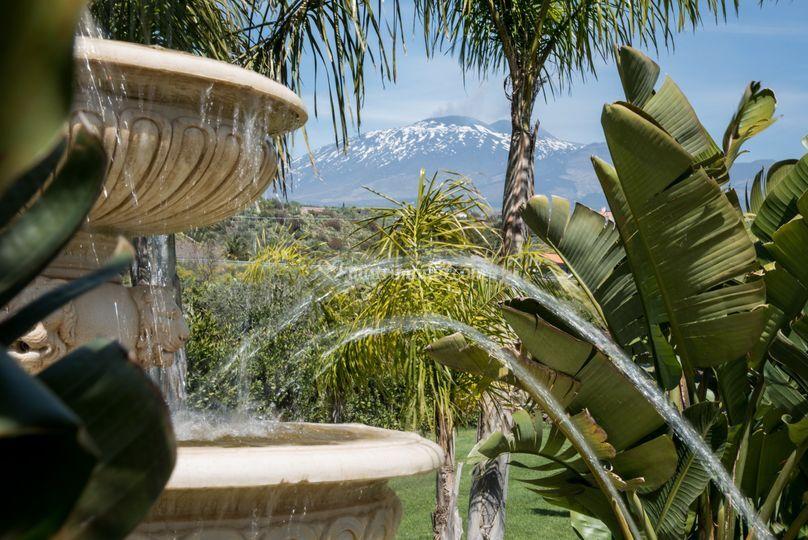 Giardino Di Villa Garufi Foto 31