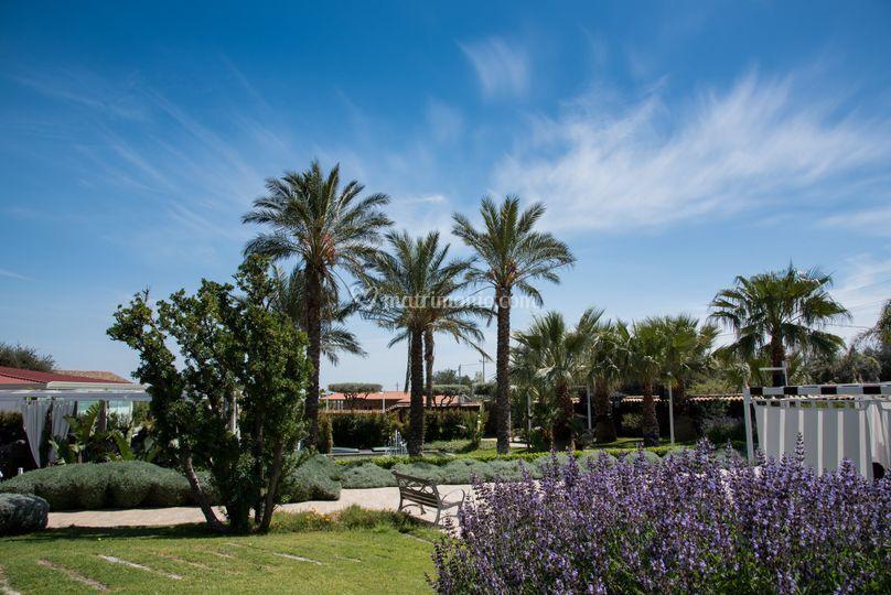 Giardino Di Villa Garufi Foto 35
