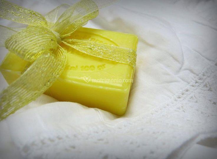 Bomboniera sapone profumato