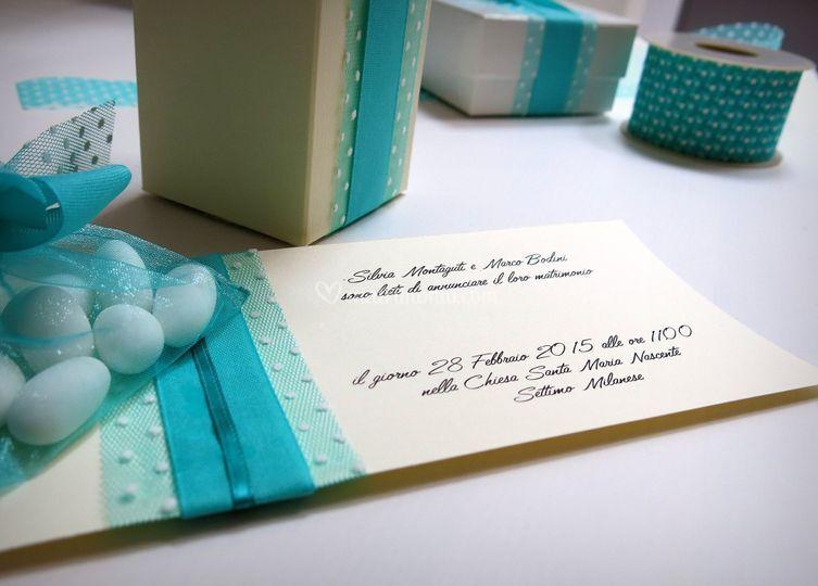 Partecipazione Tiffany