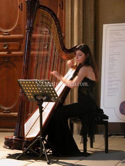 Eleonora Licata Arpista