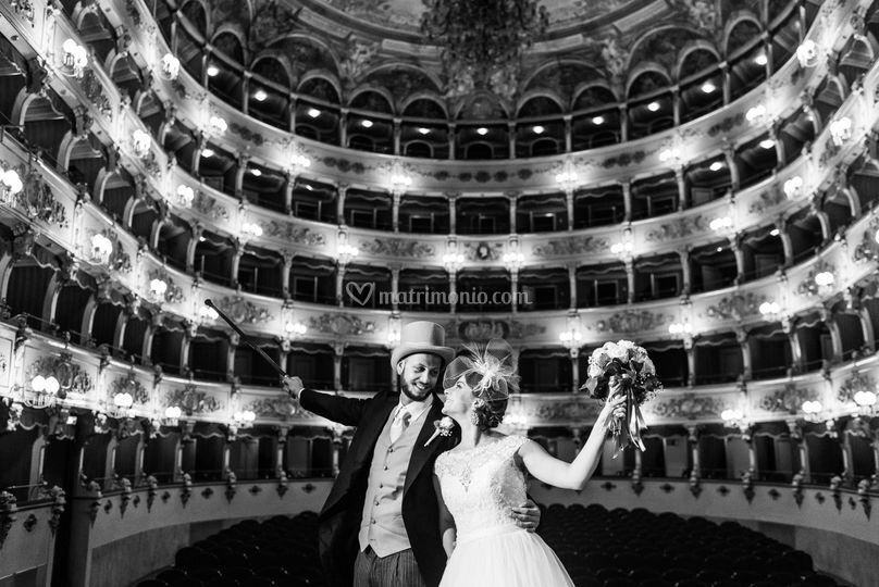 Sposi a teatro