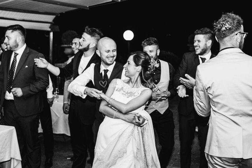 Sposi ballo