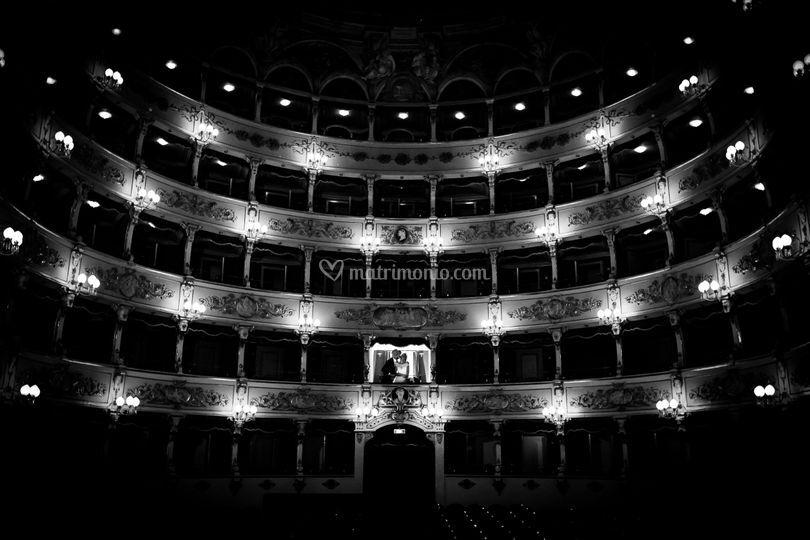 Sposi a teatro Perugia