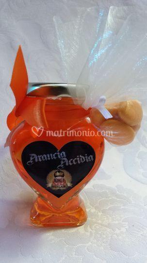 Bomboniera Arancio Accidia