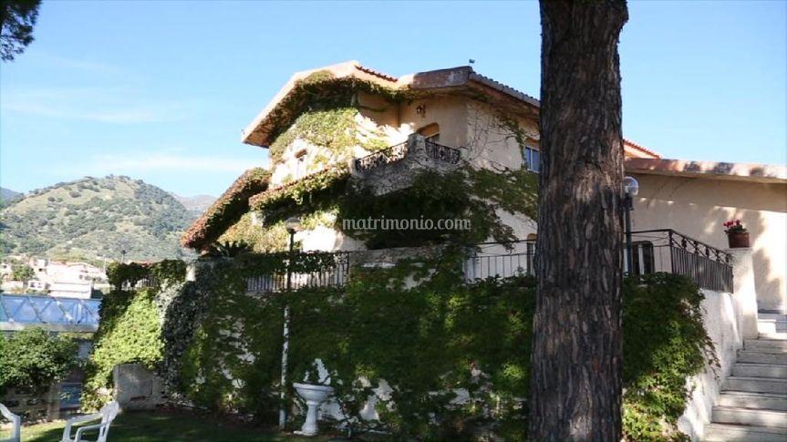 Villa la bussola d'oro