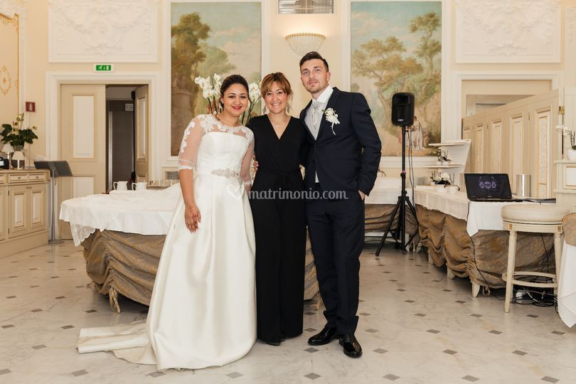 Yousra e Raffaele