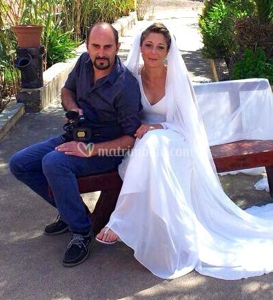 Video wedding