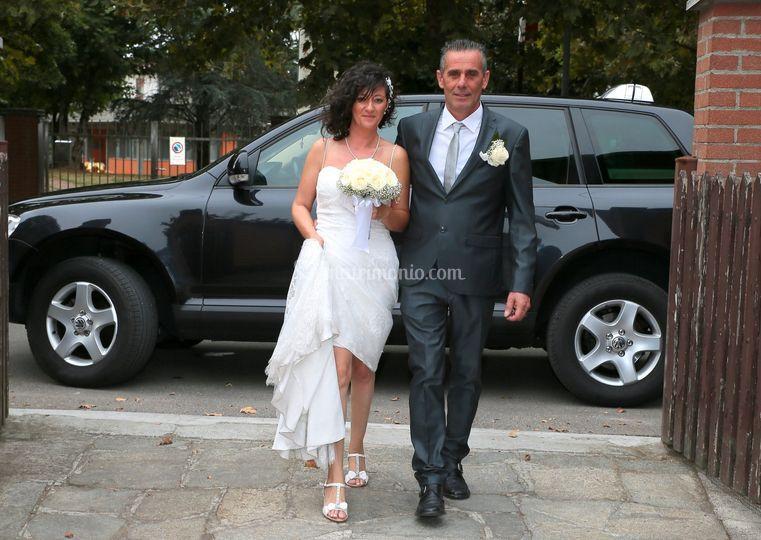 Max Girini wedding