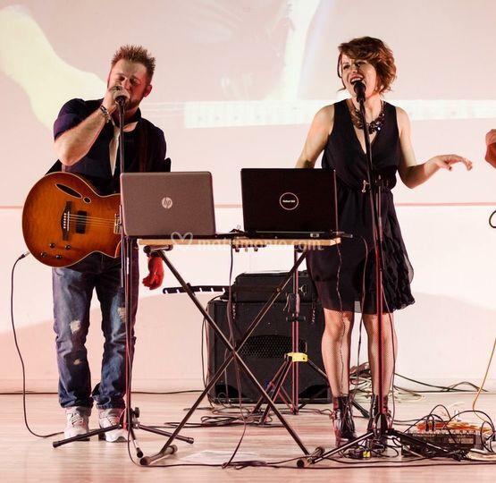 Il Krenna & Elena Necchi Live Music