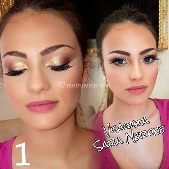 Make-up color oro