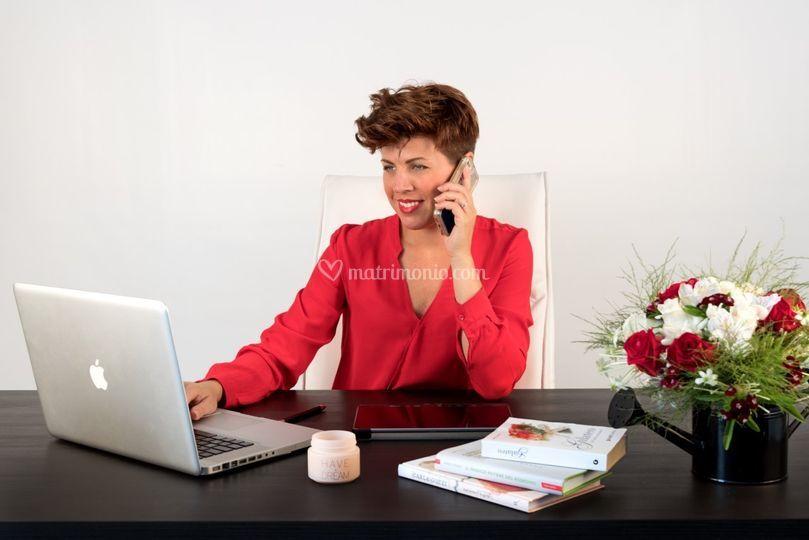 Sono Stefania e lavoro on line