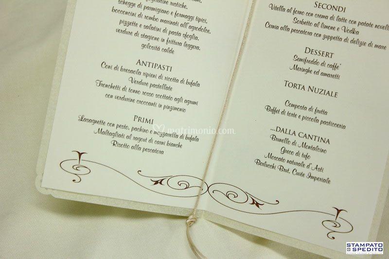 I menu