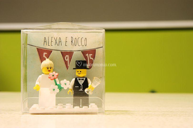 Invito Rocco e Alexa