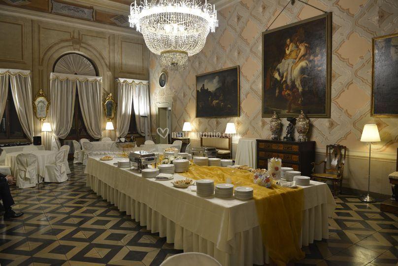 Banqueting Palazzo Castellani
