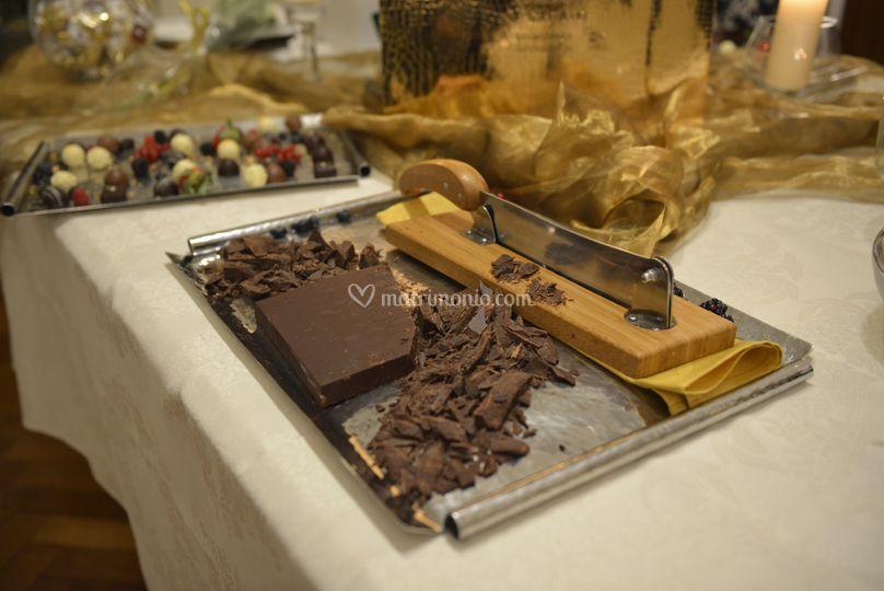 Angolo cioccolato