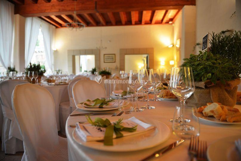 Banqueting Villa Polfranceschi