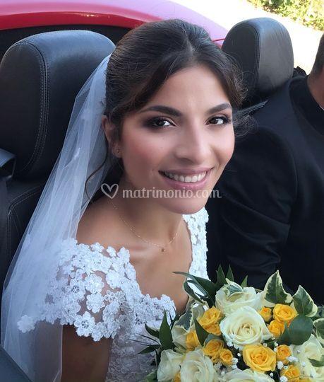 Mia Bellissima sposa!!)₽
