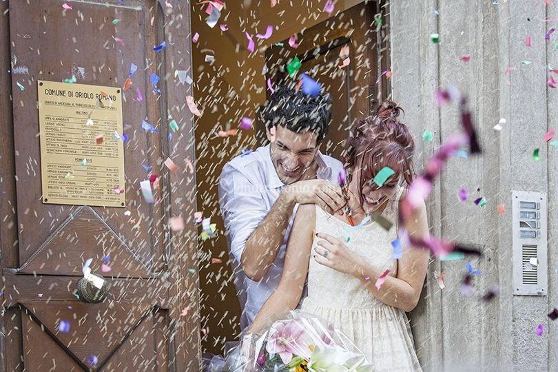 Pubblicazioni Matrimonio Oriolo Romano : Non cè due senza te