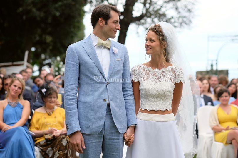 Wedding Castello Canevaro