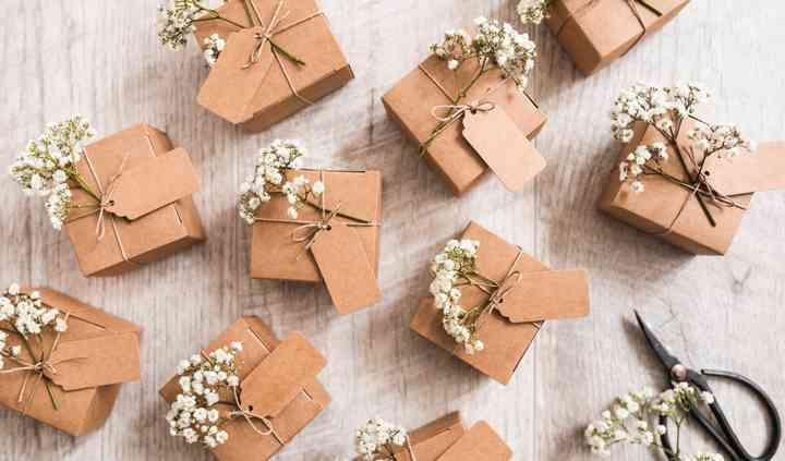 Wedding And Pet's - Bomboniere