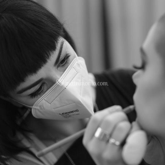 Makeup moda