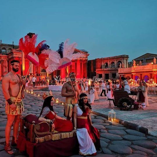 Ambientazione Antica Roma :