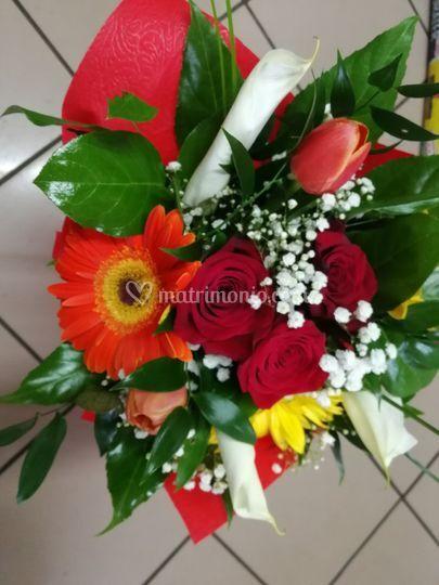 Bouquet da regalo