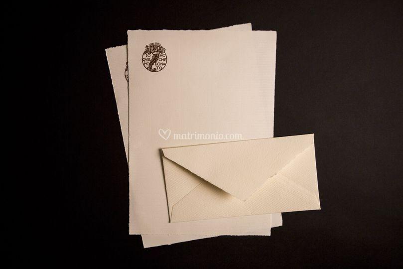 Coordinato da lettera.