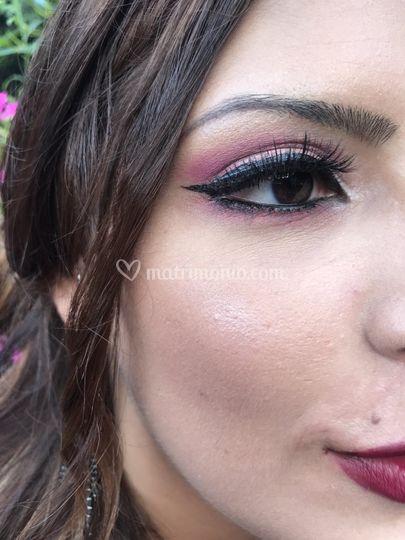 Make-up by Giulia