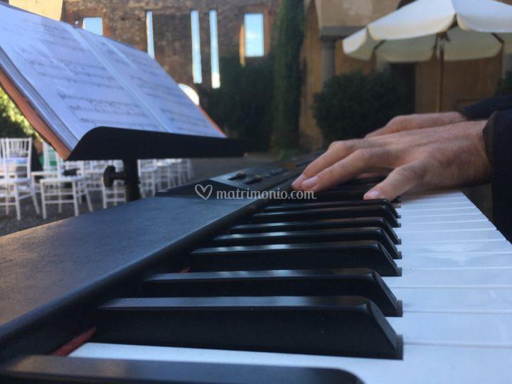 Il pianoforte di Michele...