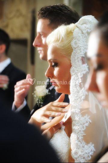 Celebrazione matrimonio