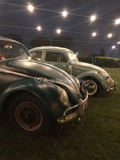 Coppia Maggiolini sposi'65-'52
