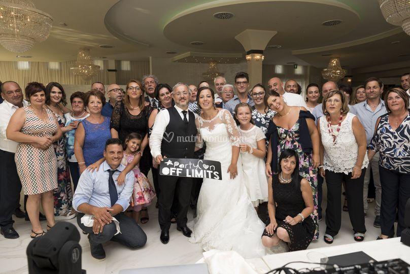 Foto ufficiale mario+stefania