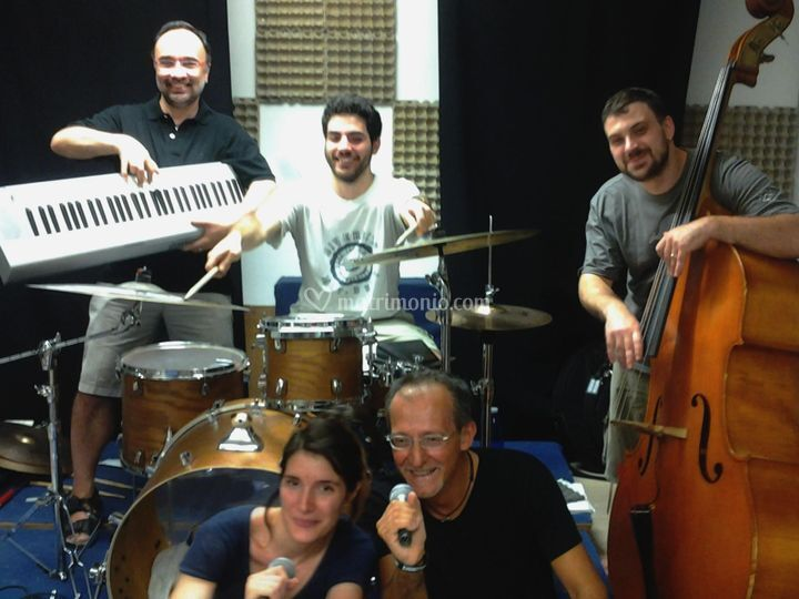 Quintetto vocal swing