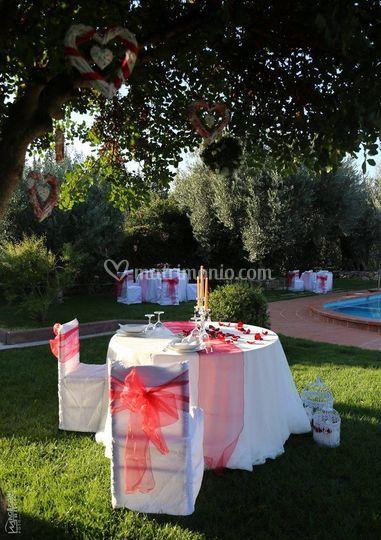 Catering in Piscina