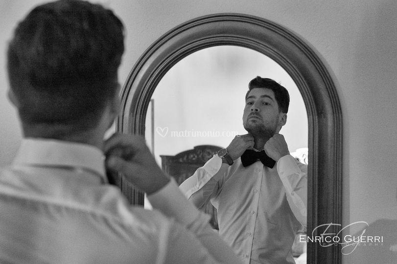 Sposo allo specchio