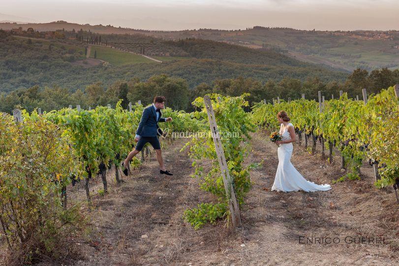 Il salto per la sposa