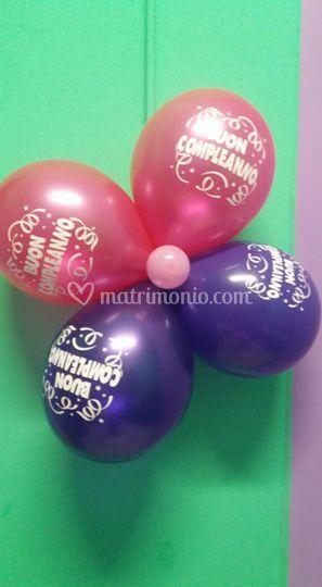 Allestimenti con i palloncini