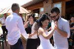 Sposi con fratello e sorella