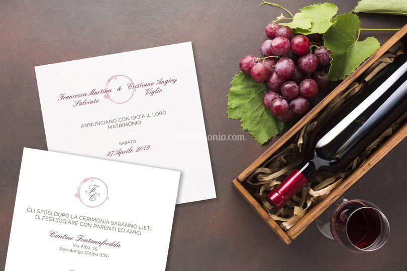 Partecipazione tema vino