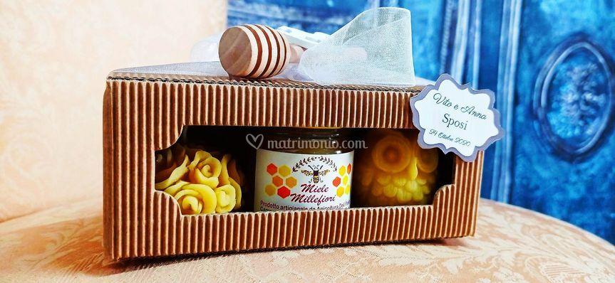 Bomboniera cartoncino