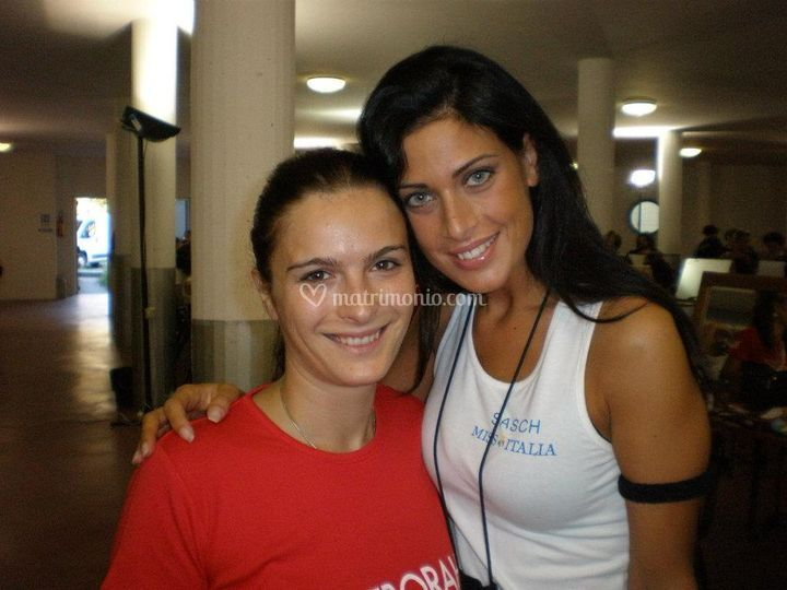 Sara e la Vincitrice 2010