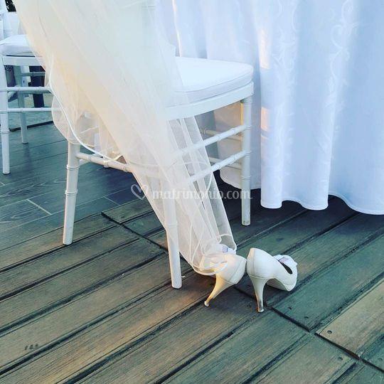 La sposa riposa...